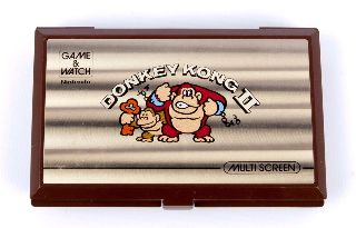 Donkey Kong II - Game and Watch cover