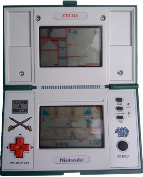 Zelda - Game and Watch cover