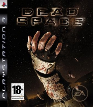 Dead Space - Playstation cover