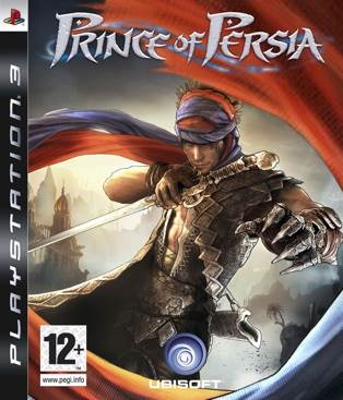 Prince of Persia - PS3 cover