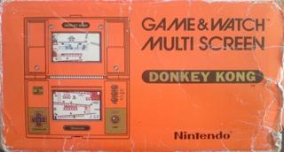 Donkey Kong - DSi cover