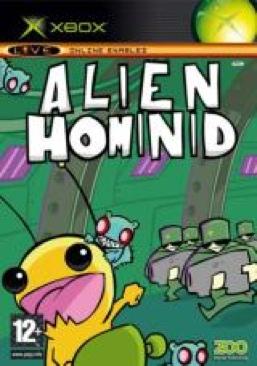 Alien Hominid - Xbox Live Arcade cover