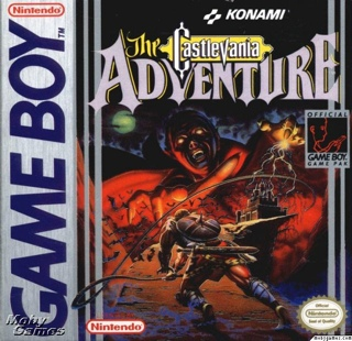 Castlevania Adventure - 3DS cover