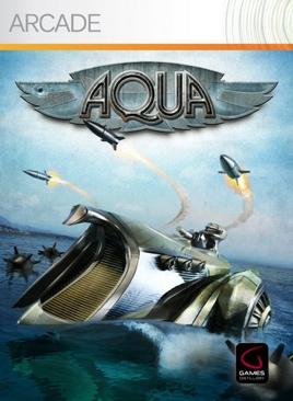 Aqua - Xbox Live Arcade cover