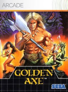 Golden Axe - Xbox Live Arcade cover