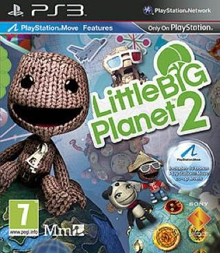 LittleBigPlanet 2 - Playstation Network cover