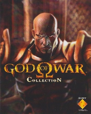 God of War Collection - Playstation Network cover