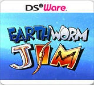 Earthworm Jim - 3DS cover