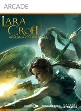 Lara Croft And The Guardian Of Light - Playstation Network cover