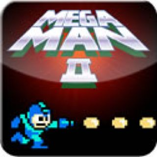 Mega Man 2 - Apple iPhone/iPod Touch cover