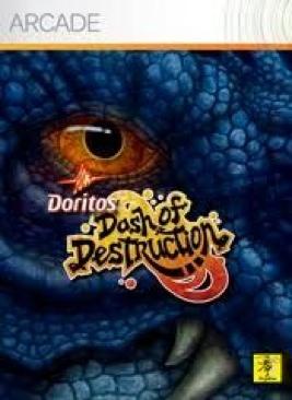Dash Of Destruction - Xbox Live Arcade cover