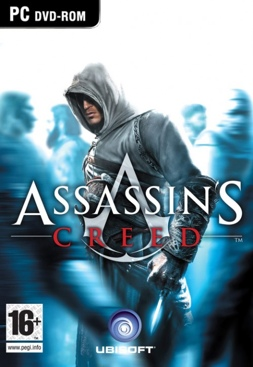 Assasins creed - PC cover