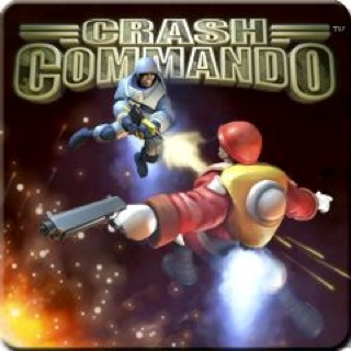 Crash Commando - Playstation Network cover