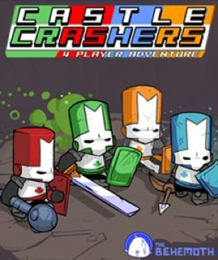 Castle Crashers - Playstation Network cover