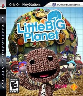 Little Big Planet - Playstation Network cover