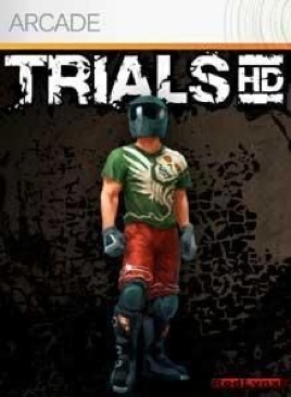 Trials HD - Xbox Live cover