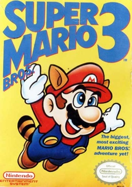 Super Mario Bros. 3 - Wii Virtual Console cover