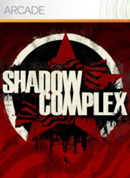 Shadow Complex - Xbox Live cover