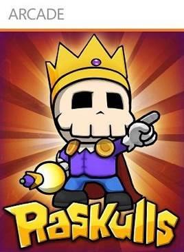 Raskulls - Xbox Live Arcade cover
