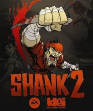 Shank 2 - Playstation Network cover