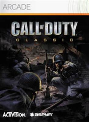 Call Of Duty - Xbox Live Arcade cover