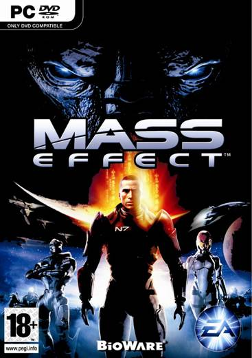 Mass Effect - Xbox Live cover