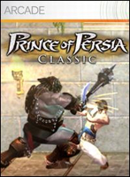 Prince of Persia - Xbox Live Arcade cover