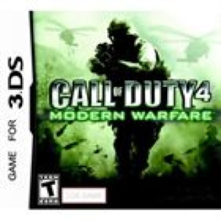 Call Of Duty - 3DS cover