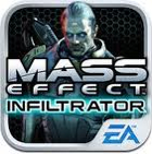 Mass Effect - Apple iPhone/iPod Touch cover