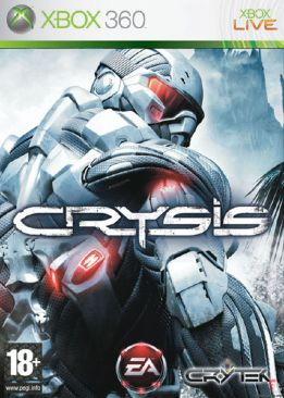 Crysis - Xbox Live cover