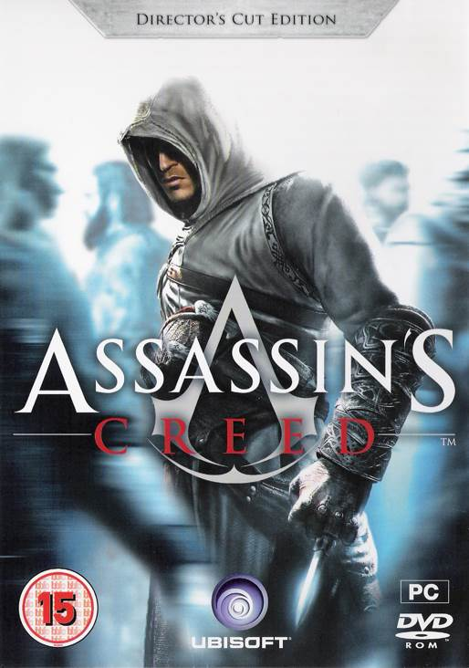 Assassins Creed - PC cover