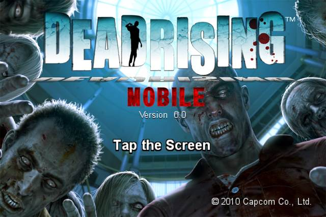 Dead Rising  - Apple iPhone/iPod Touch cover