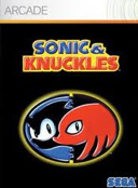 Sonic and Knuckles - Xbox Live Arcade cover