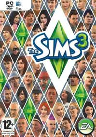 The Sims 3 - Mac OS cover