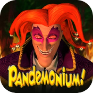 Pandemonium - Apple iPhone/iPod Touch cover