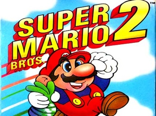 Super Mario Brothers 2 - Game Boy Advance cover