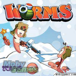 Worms - Android cover
