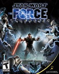 Star Wars: The Force Unleashed - PC cover