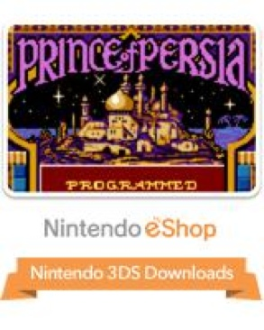 Prince of Persia - 3DS cover