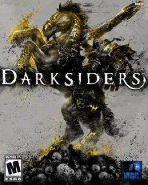 Darksiders - PC cover