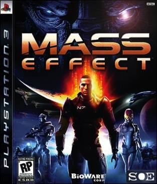 Mass Effect - Playstation Network cover