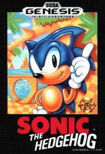 Sonic The Hedgehog - Playstation Network cover