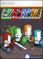 Castle Crashers - Xbox Live cover