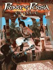 Prince of Persia Classic - Playstation Network cover