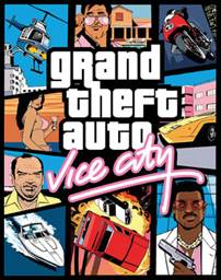 Grand Theft Auto: Vice City - Apple iPhone/iPod Touch cover