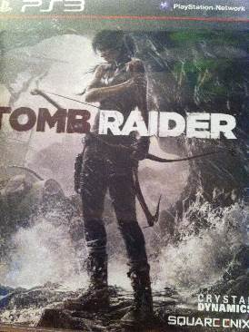 Tomb Raider - Playstation Network cover