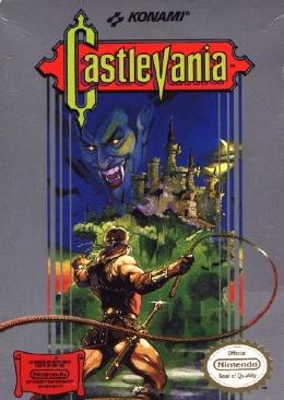 Castlevania -  cover