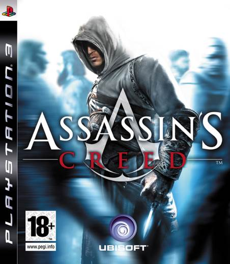 Assasins creed - PS3 cover