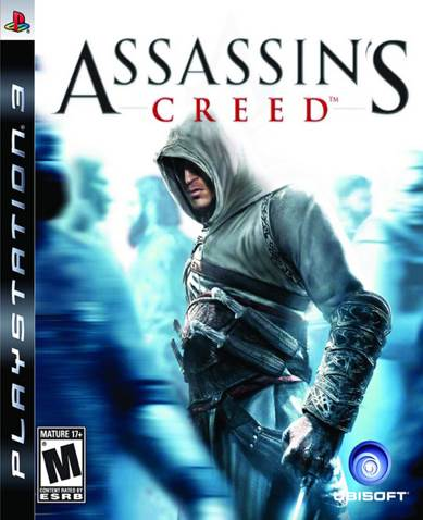 Assassins Creed - PS3 cover