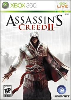 Assasins Creed 2 - Xbox Live cover